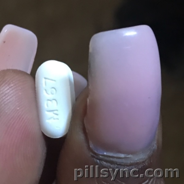 M367 OVAL WHITE - hydrocodone bitartrate and acetaminophen tablet  - specgx llc