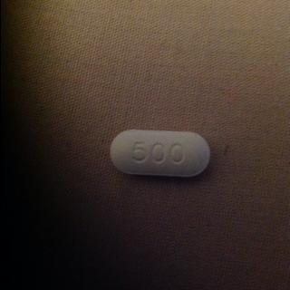 P 500 CAPSULE WHITE - ciprofloxacin (as ciprofloxacin hydrochloride) 500 MG Oral Tablet - Pack Pharmaceuticals, LLC
